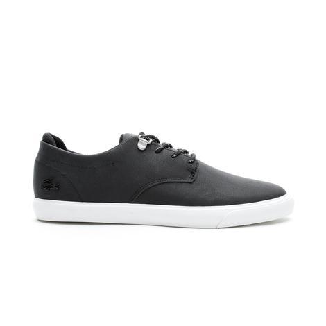 Lacoste Esparre Erkek Siyah Günlük Ayakkabı
