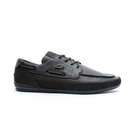 Lacoste Marina Erkek Siyah Günlük Ayakkabı