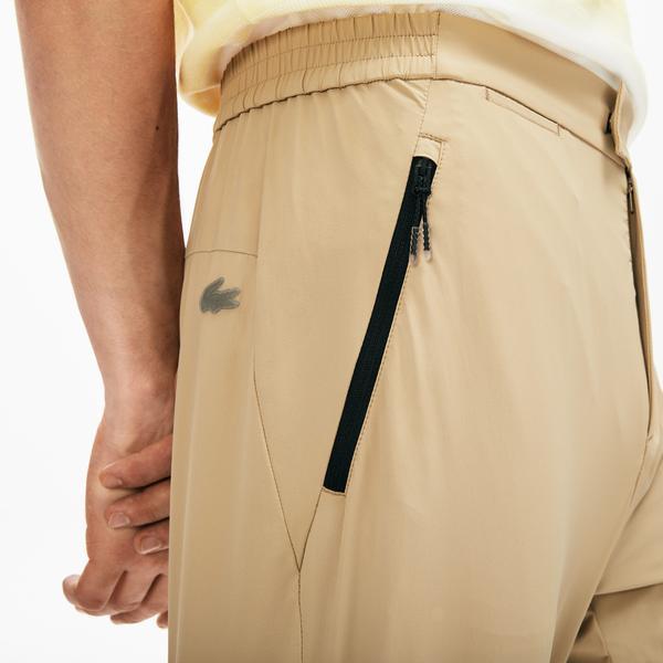 Lacoste Motion Erkek Bej Regular Fit Pantolon