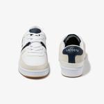 Lacoste Splitstep 120 2 Sma Erkek Beyaz Deri Sneaker