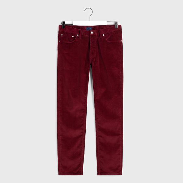 GANT Erkek Kırmızı Pantolon