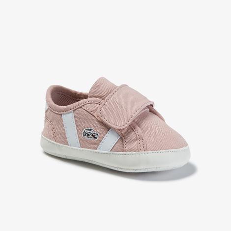 Lacoste Bebek Pudra - Beyaz Spor Ayakkabı