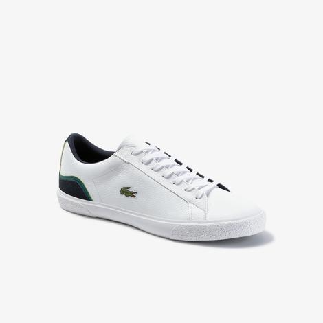 Lacoste Lerond 120 3 Cma Erkek Beyaz Deri Casual Ayakkabı