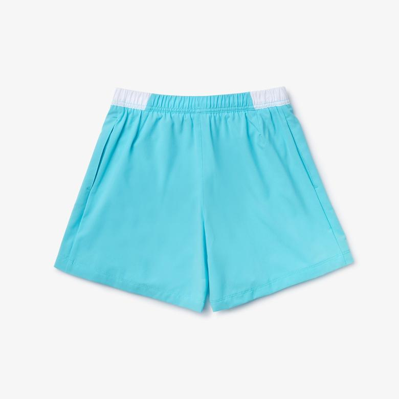 Lacoste Sport Roland Garros Çocuk Açık Mavi Etek