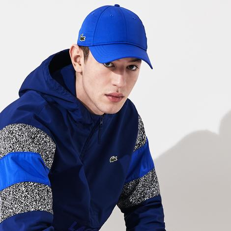 Lacoste Sport Unisex Saks Mavi Şapka
