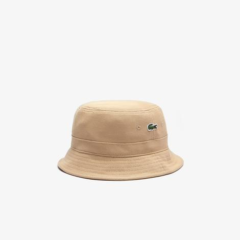 Lacoste Unisex Açık Kahverengi Şapka