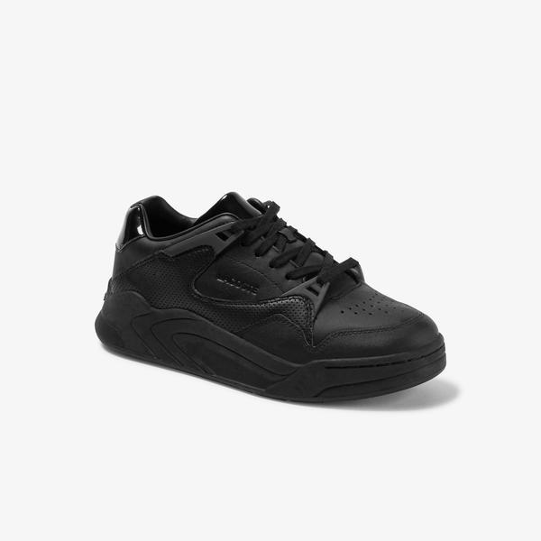 Lacoste Court Slam 120 1 SFA Kadın Siyah Spor Ayakkabı