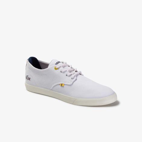 Lacoste Erkek Beyaz Günlük Ayakkabı