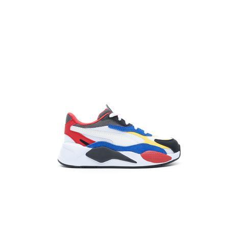 Puma RS-X³ Puzzle Çocuk Renkli Spor Ayakkabı