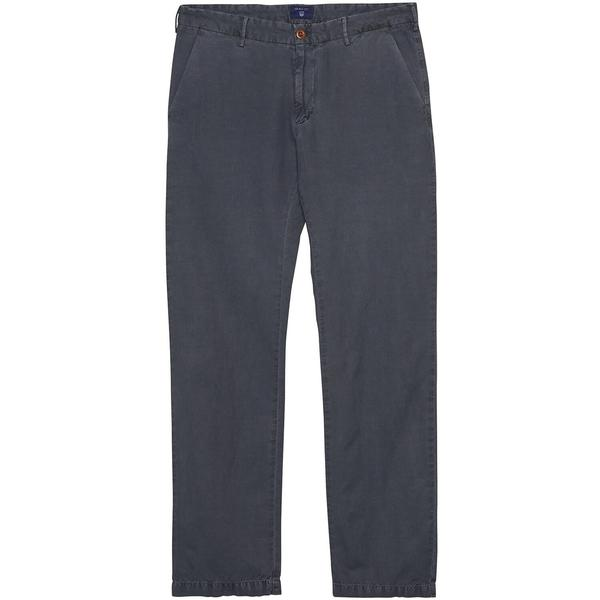 Regular Chino Koyu Füme Pantolon