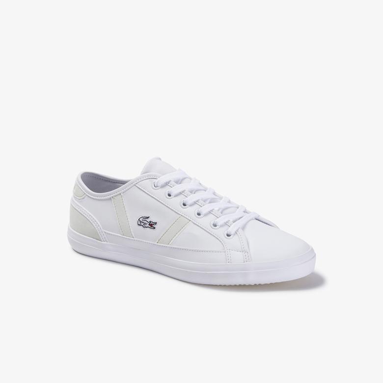 Lacoste Sideline 120 2 CUJ Kadın Beyaz Günlük Ayakkabı