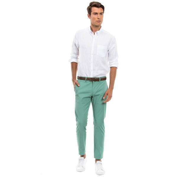 Nautica Giyim Yeşil Pantolon