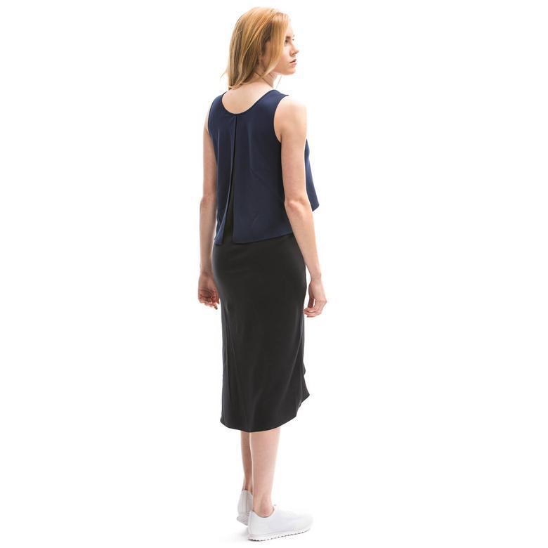 Nautica Kadın Gri Elbise