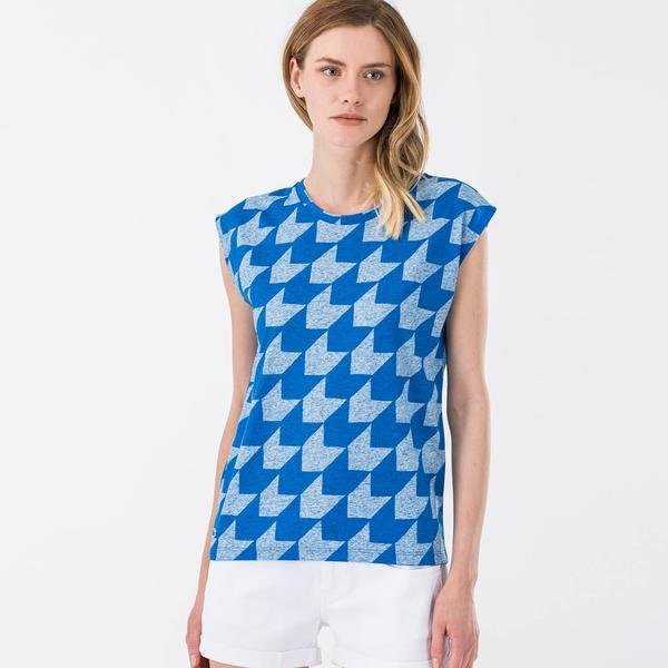 Lacoste Kısa Kollu Kadın Tshirt