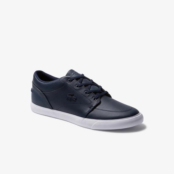 Lacoste Bayliss 120 2 Cma Erkek Lacivert Deri Ayakkabı