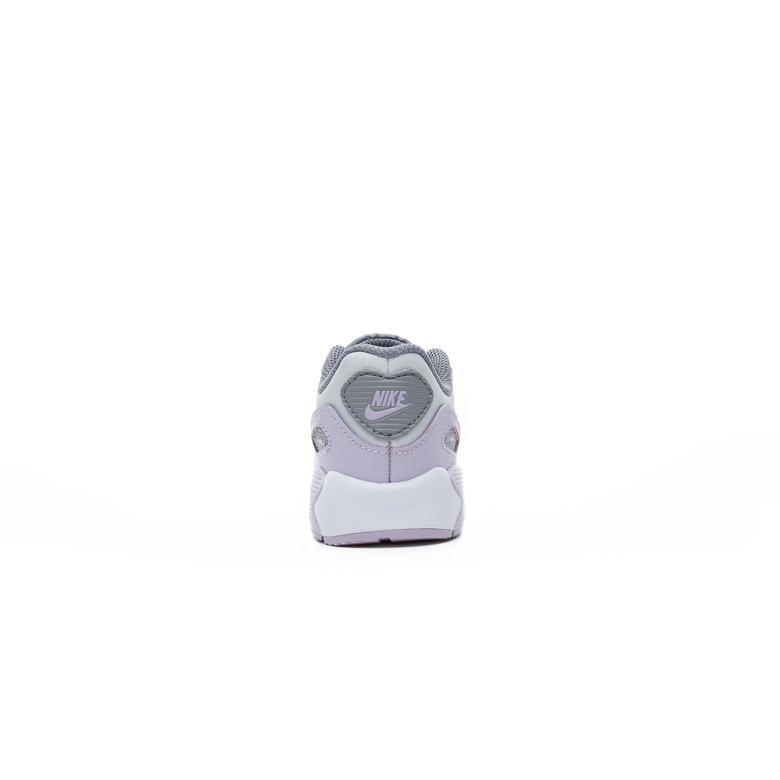 Nike Air Max 90 LTR Bebek Pembe-Gri Spor Ayakkabı