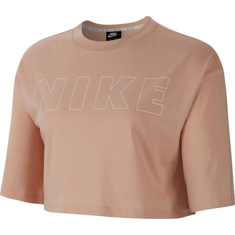Nike Sportswear Air Kadın Bej T-Shirt