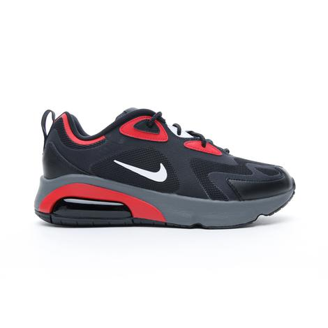 Nike Air Max 200 Erkek Siyah Spor Ayakkabı