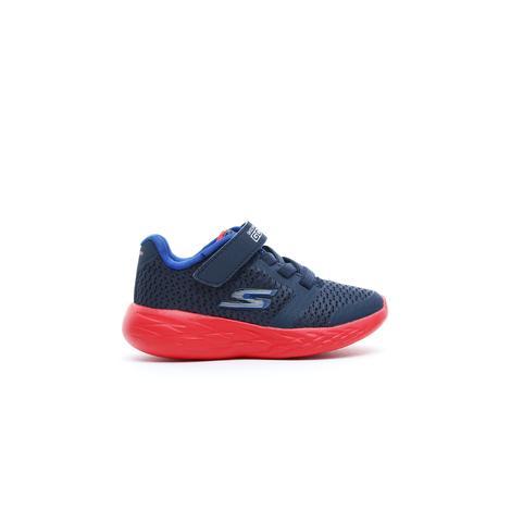 Skechers Go Run 600 - Roxlo Bebek Lacivert Spor Ayakkabı
