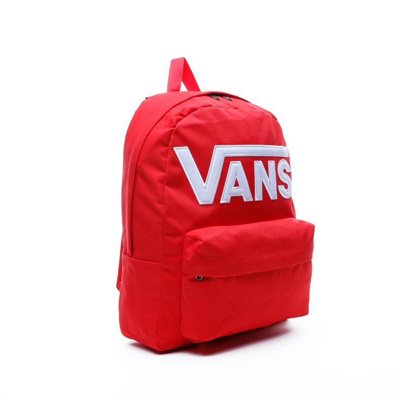 Vans Old Skool III Unisex Kırmızı Sırt Çantası