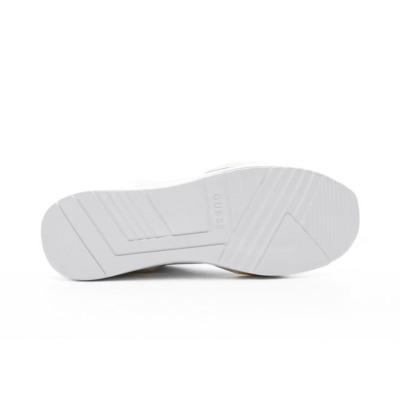 Guess Tallya Kadın Beyaz Spor Ayakkabı