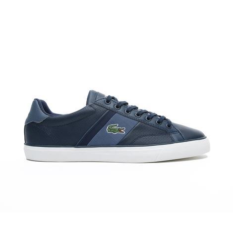 Lacoste Fairlead 319 1 Cma Erkek Lacivert - Koyu Mavi Casual Ayakkabı