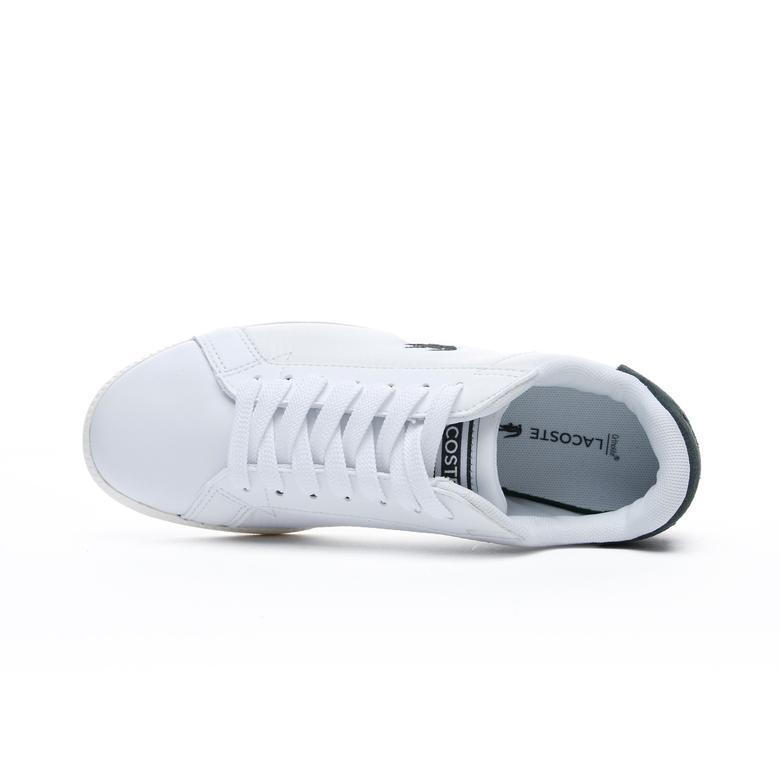 Lacoste Graduate 319 2 Sfa Kadın Beyaz - Koyu Yeşil Sneaker