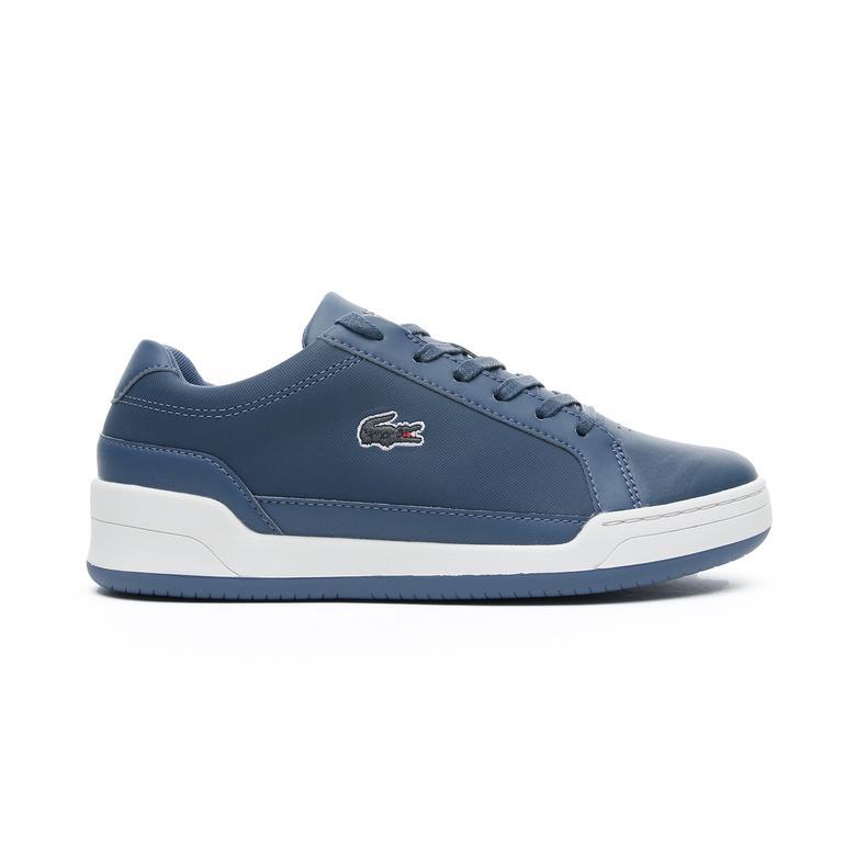 Lacoste Challenge 419 1 Sfa Kadın Koyu Mavi - Bej Sneaker