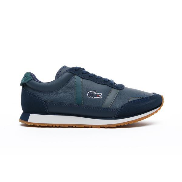 Lacoste Partner 319 1 Sfa Kadın Lacivert - Koyu Gri Sneaker