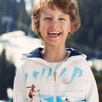 Vilebrequin Erkek Çocuk Swom Sweatshirt