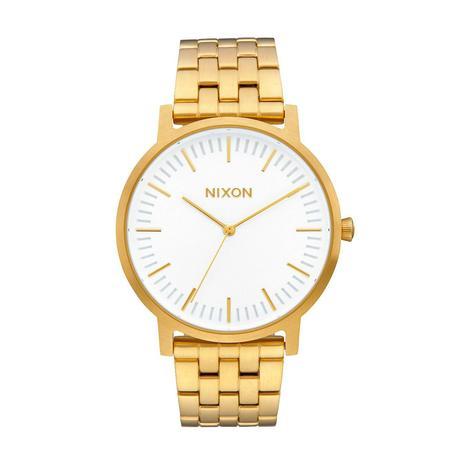 Nixon Erkek Sarı Saat