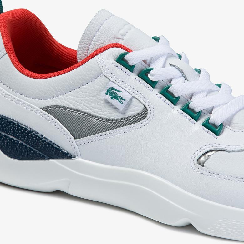 Lacoste Partner 120 1 Suc Çocuk Beyaz Sneaker