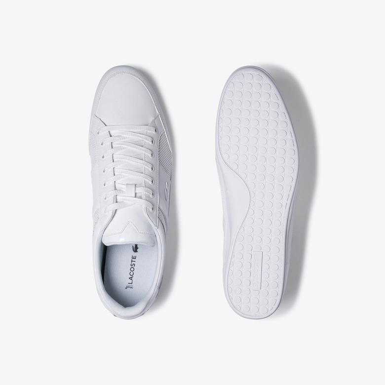 Lacoste Chaymon Erkek Beyaz Deri Ayakkabı