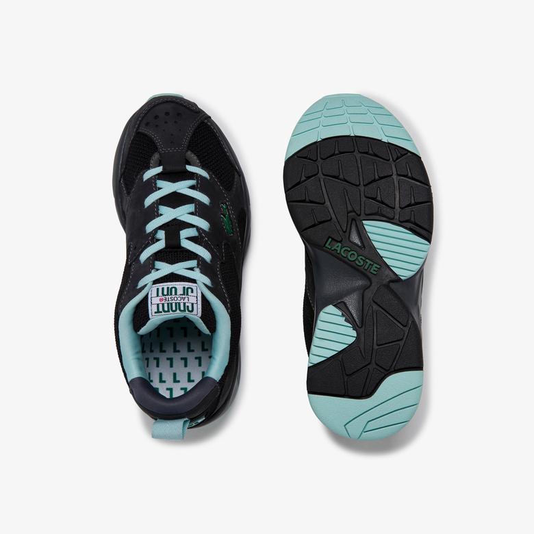 Lacoste Storm Kadın Gri Spor Ayakkabı