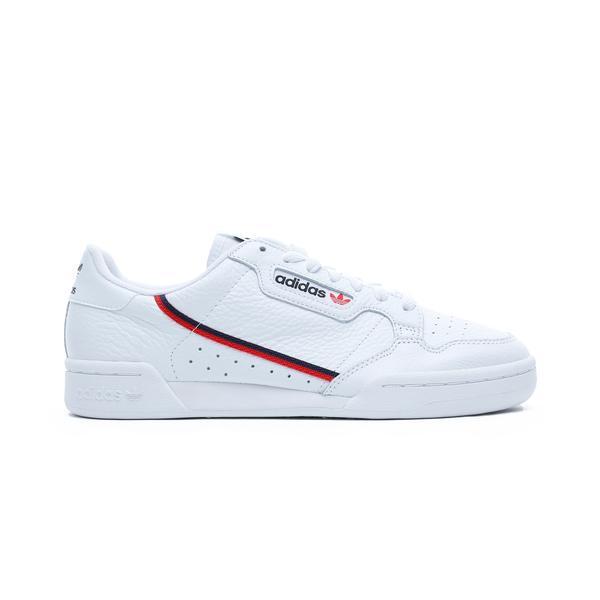 adidas Continental 80 Unisex Beyaz Spor Ayakkabı