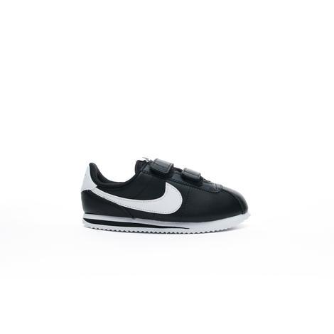 Nike Cortez Basic SL Çocuk Siyah Spor Ayakkabı