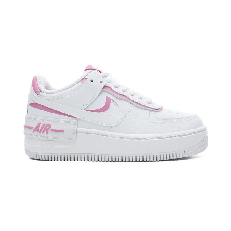 Nike Air Force 1 Shadow Kadın Beyaz Spor Ayakkabı