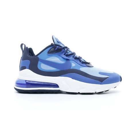 Nike Air Max 270 React Erkek Mavi Spor Ayakkabı