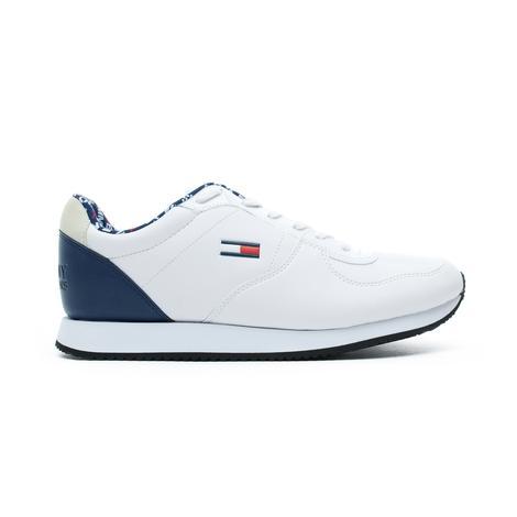 Tommy Hilfiger Casual Erkek Beyaz Spor Ayakkabı