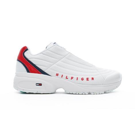 Tommy Hilfiger Heritage Kadın Beyaz Spor Ayakkabı