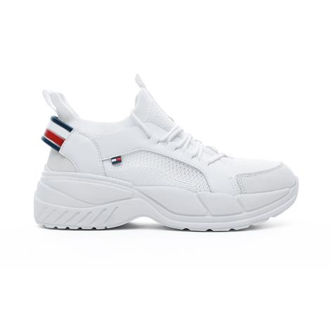Tommy Hilfiger Chunky Erkek Beyaz Spor Ayakkabı