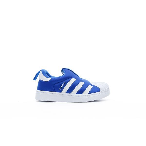 adidas Superstar 360 Bebek Mavi Spor Ayakkabı
