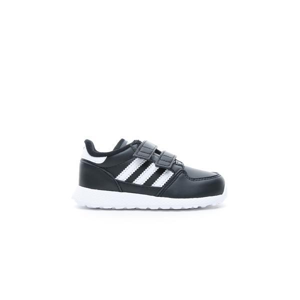 adidas Forest Grove Bebek Siyah Spor Ayakkabı