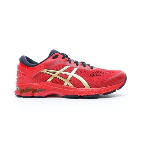 Asics Gel-Kayano 26 Good Fortune Kırmızı Erkek Spor Ayakkabı