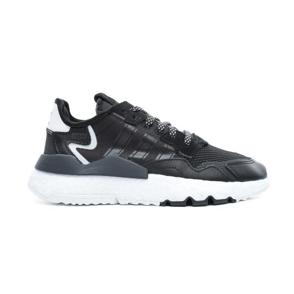 adidas Nite Jogger Kadın Siyah Spor Ayakkabı