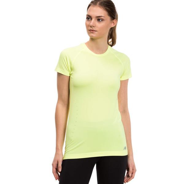 New Balance Kadın Sarı Tshirt