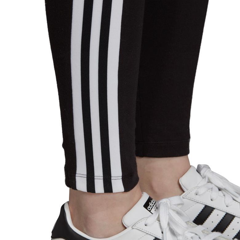 adidas Trefoil Siyah Kadın Tayt