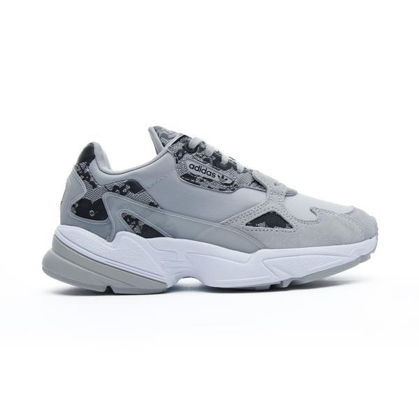 adidas Falcon Kadın Gri Spor Ayakkabı