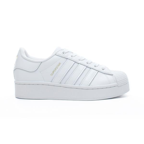 adidas Superstar Bold Kadın Beyaz Spor Ayakkabı