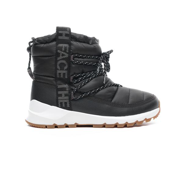 The North Face Thermoball Lace-Up Kadın Siyah Bot
